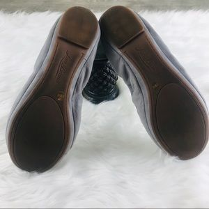 Lucky Brand Shoes - EUC Lucky Brand Grey Emmie Size 11 Ballet Flats